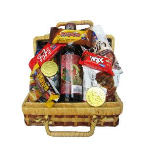 wicker basket Small